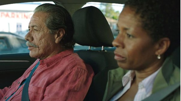 Edward James Olmos and LisaGay Hamilton