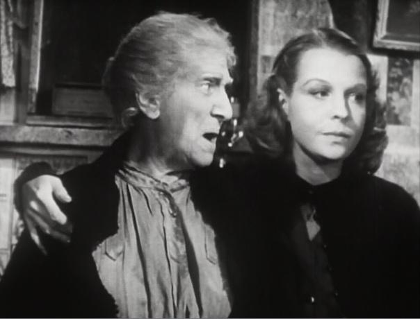 Beulah Bondi and Betty Field