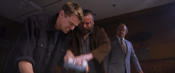 Leonardo DiCaprio, Ray Winstone and Jack Nicholson