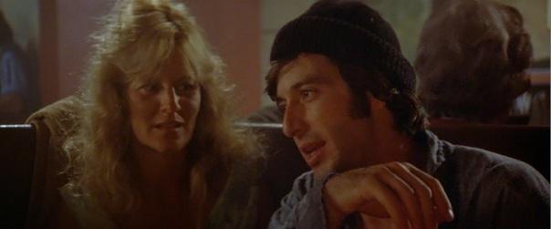 Dorothy Tristan and Al Pacino