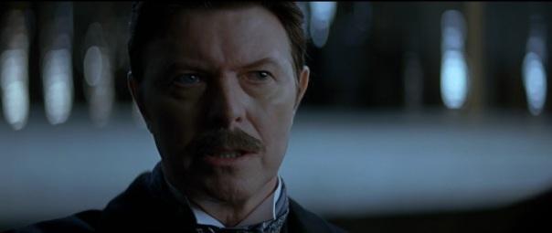 Bowie as Tesla