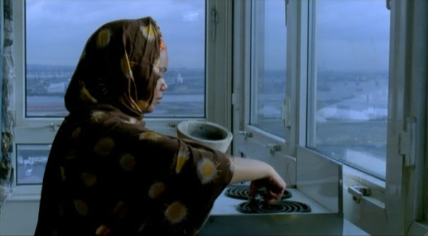 DPT Woman Window